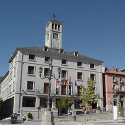 Juzgados de San Lorenzo de El Escorial