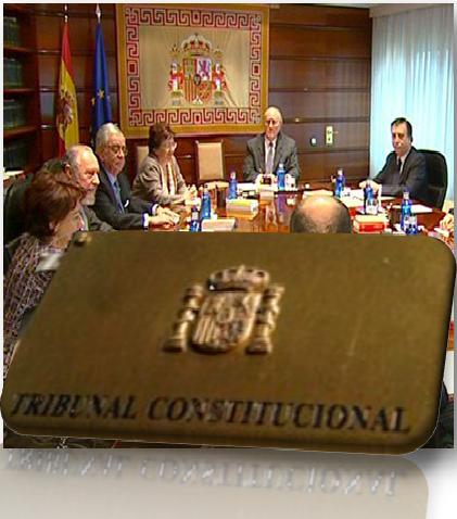 tribunal Constitucional, recurso de Amparo