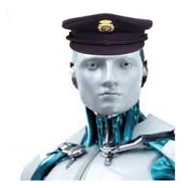 policia troyano